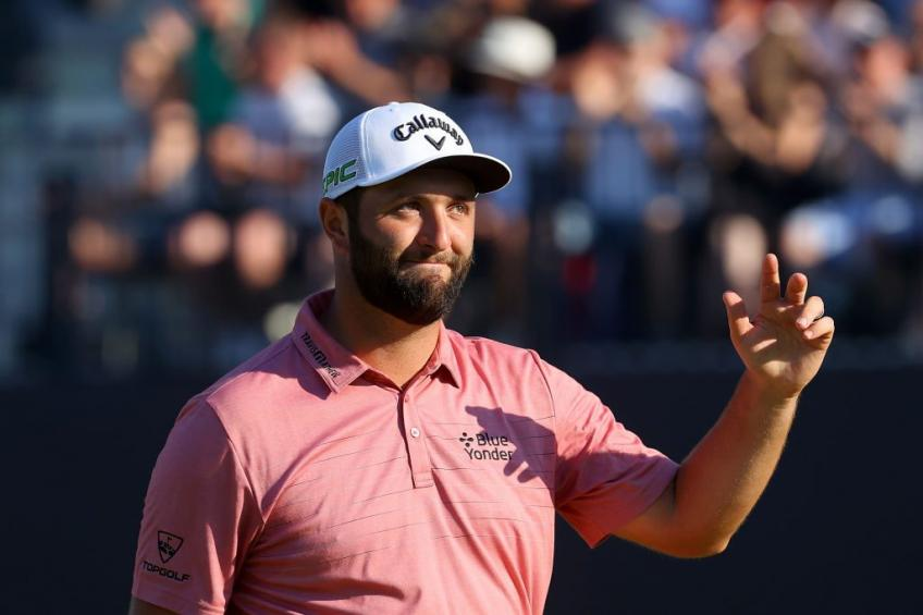 Jon Rahm favorite for the Andalucía Masters