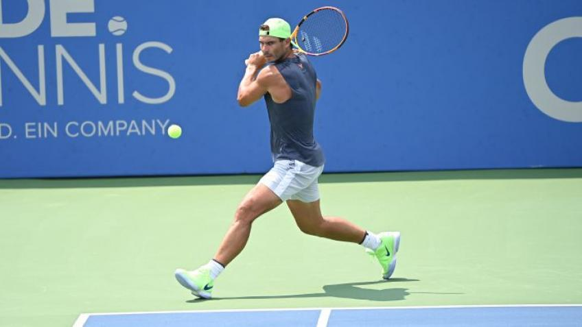 Rafael Nadal: 'There are things that I can't control one hundred percent'