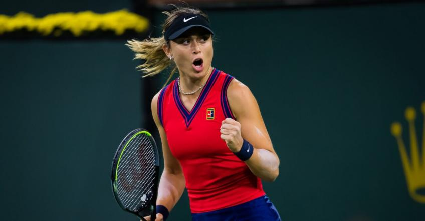 Paula Badosa: I'm confident, leveling up and that's why I'm in Indian Wells final