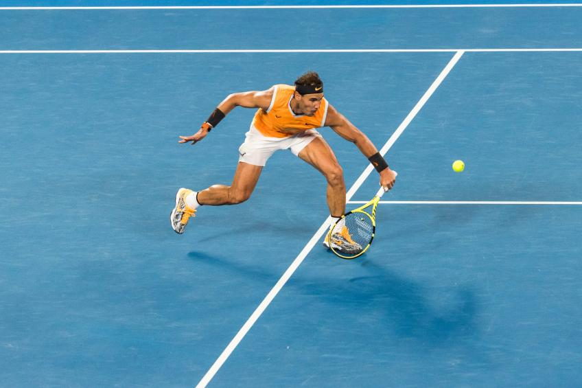 Rafael Nadal: 'It's difficult to find an era in which the winner of the Slams...'