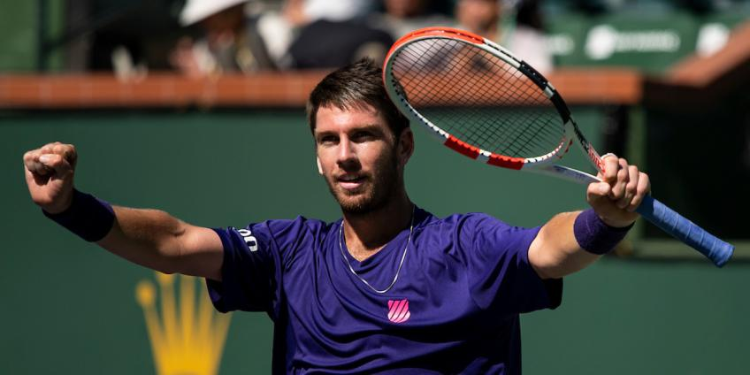 Coach: Opponents know they are in for long day when they play Cameron Norrie
