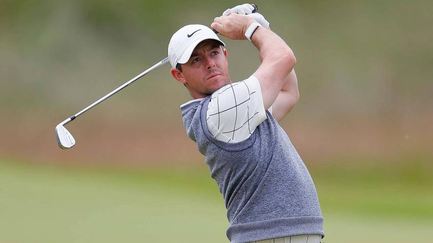 """Rory McIlroy: """"I've made eight pars in a row"""""""