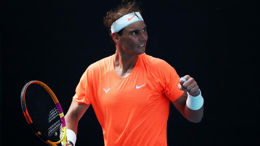 Rafael Nadal: 'I have never lost my nerves or...'