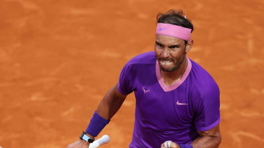 'Rafael Nadal is one in a billion', says ATP star