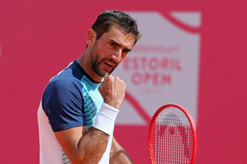Marin Cilic reacts to ending three-match losing streak in Moscow