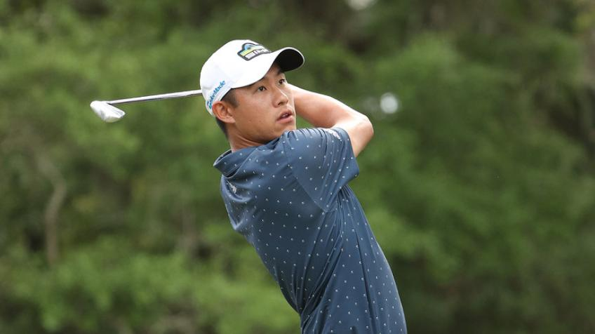 Collin Morikawa, only Tiger Woods is better