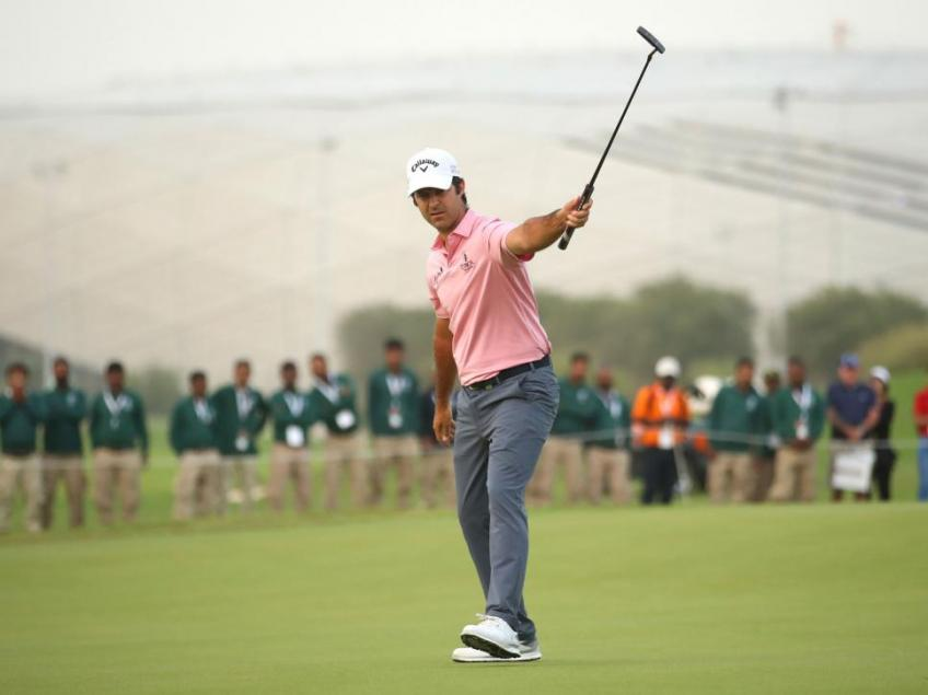 """Jorge Campillo: """"I like playing golf in the wind"""""""