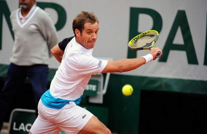 Tennis French Open: Richard Gasquet and Jerzy Janowicz advance to the second round