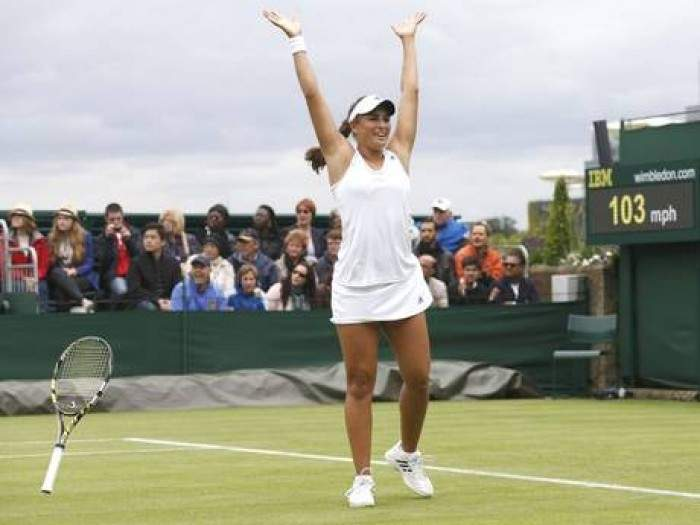 19-year-old Monica Puig storms into the fourth round of Wimbledon