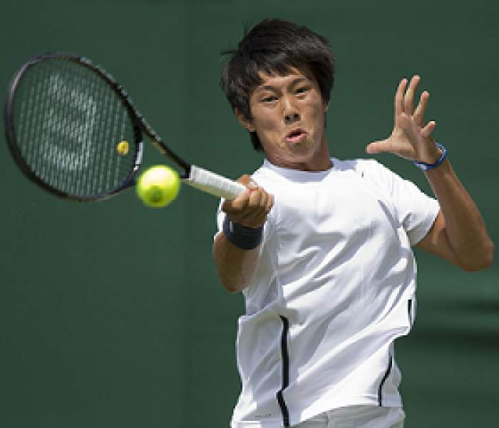 Tennis - 15 year old deaf Korean Lee-Duck Hee loses in first round of Wimbledon juniors