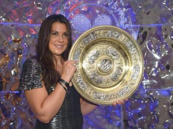 Marion Bartoli breaks Jana Novotna´s record of winning first grand slam in most tries