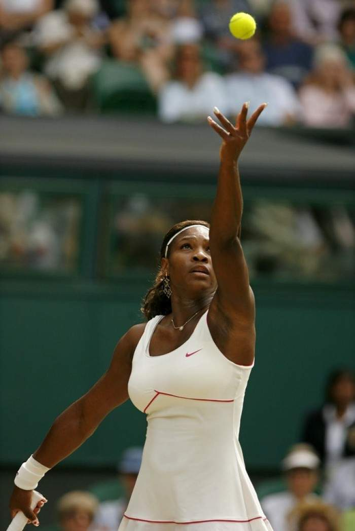 Tennis - Serena Williams owns fastest serve on the women´s ...