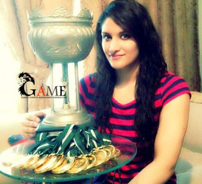 Exclusive interview with Pakistan&acutes Olympic swimmer and Tamgha-e-Imtiaz