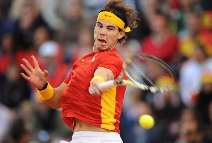 Rafael Nadal can still finish the season as world number one