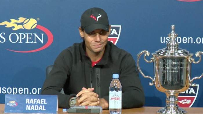 Tennis - Rafael Nadal - ´Sometimes I really don´t know how I am able to Novak him at all´