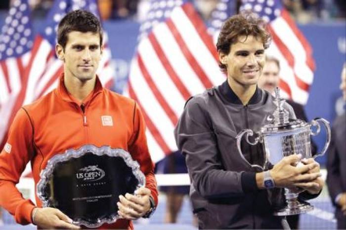 Tennis - Nadal and Djokovic finals rating gets 22% increase as compared to last year´s final