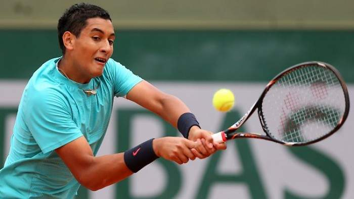 Tennis - 18 year old Australian Nick Kyrgios becomes only teen to crack ATP Top 200