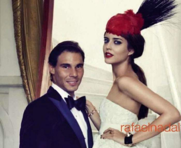 Rafael Nadal Excels In Vanity Fair With Spanish Fashion Model Clara Alonso