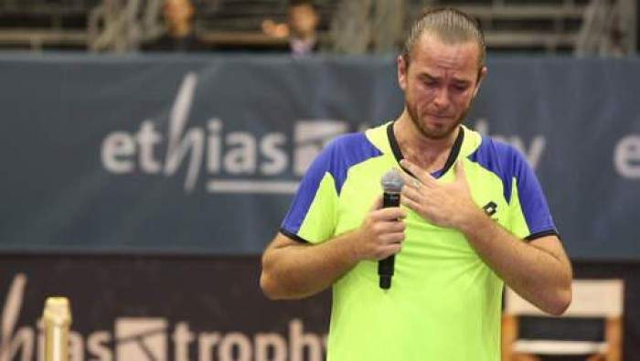 Tennis - Former Wimbledon semi-finalist Xavier Malisse ends career with first round Challenger loss