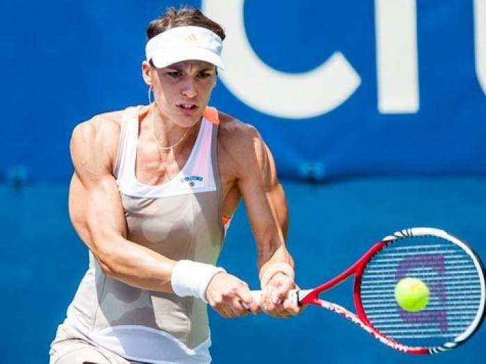 Tennis Andrea Petkovic Says Tommy Haas Is A Huge