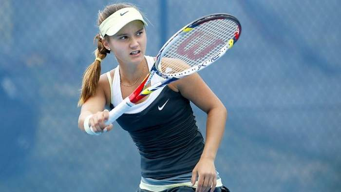 Tennis - World no. 63 Lauren Davis files a lawsuit for head injury sustained at Family Circle Cup in 2011