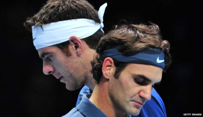 Tennis - Juan Martin del Potro to work with Roger Federer´s agent