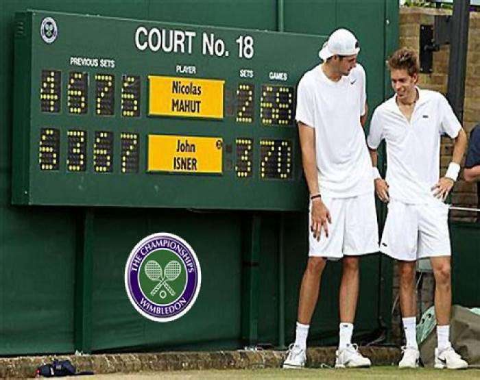 Tennis: Top 5 Longest Matches By Time