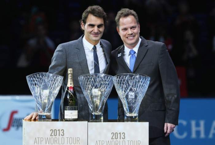 Tennis - Former ATP executive to join Roger Federer´s new management agency