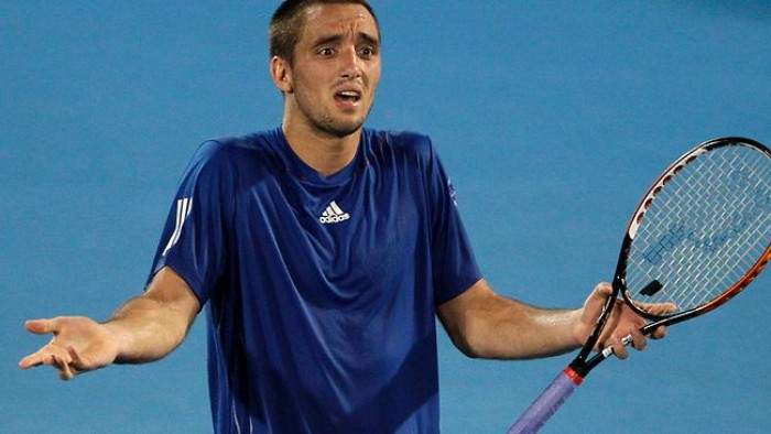 Viktor Troicki receives backing from coach over ITF suspension
