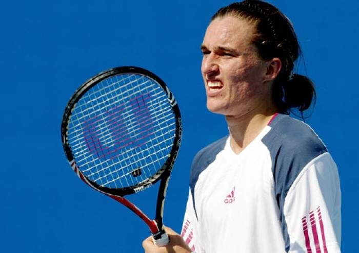 Tennis - MATCH MADE IN HEAVEN!!! Dolgopolov hires Santoro as coach