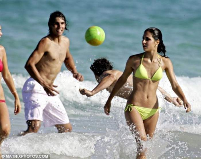 Rafael Nadal wants to have kids with girlfriend Maria Perello