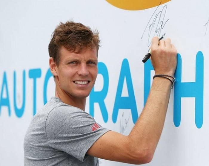 Tomas Berdych confirms participation for International Premier Tennis League