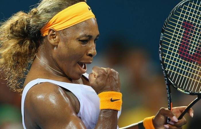 World no. 1 Serena Williams eases past Lepchenko to reach last 8 in Rome