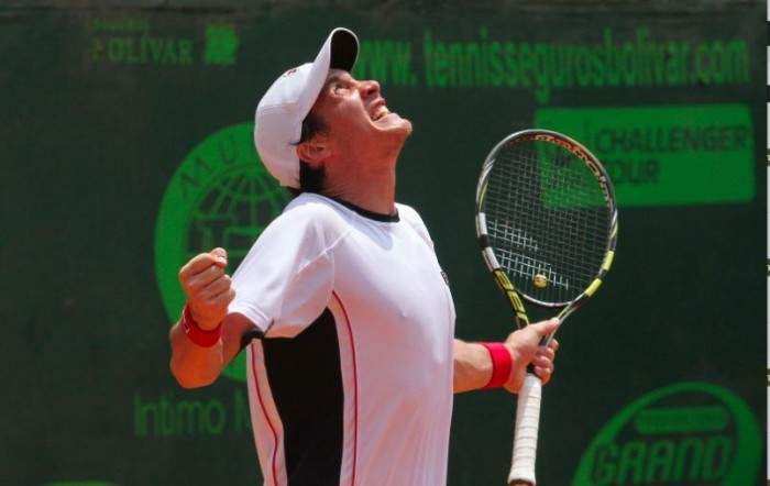 Qualifier Facundo Bagnis beats Julien Benneteau 18-16 in the 5th set of a record marathon battle