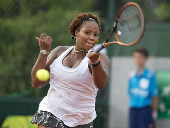 American tennis discovers new star in 18-year-old Taylor Townsend