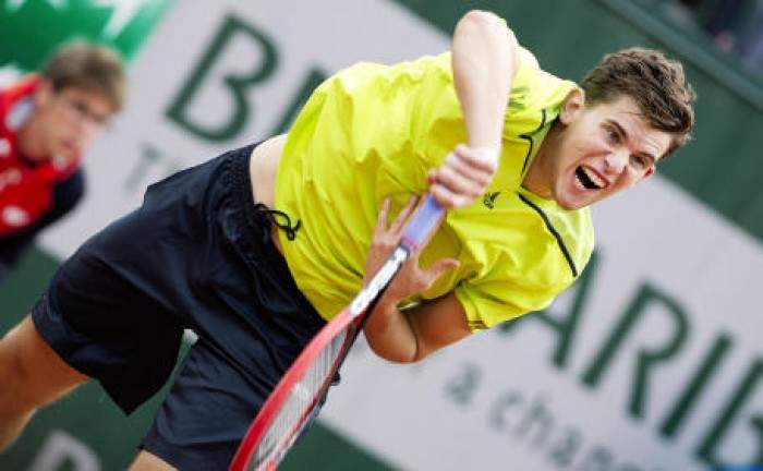 Dominic Thiem: ´Rafael Nadal´s ball is very hard to control´