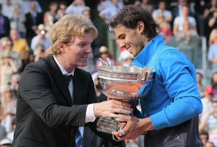 Jim Courier: ´Rafael Nadal is a champion as he doesn´t get a big ...