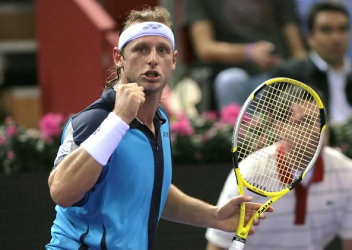 ATP Stockholm - Nalbandian beats Mallisse from match points down