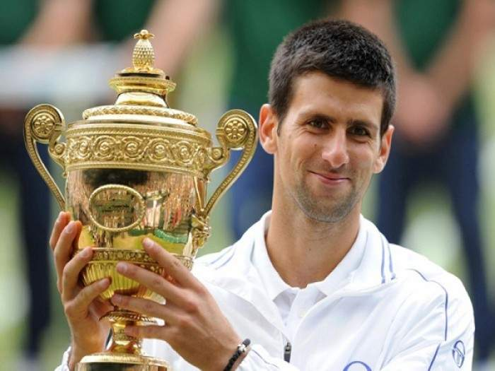 Novak Djokovic Is Listed As Favourite To Win Wimbledon By British Bookies