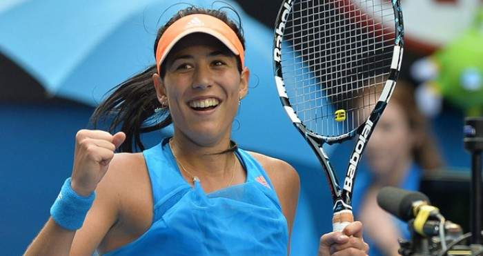 Garbine Muguruza signs endorsement deal with Japanese auto manufacturer