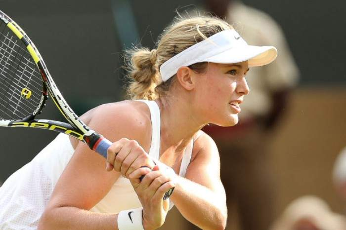 Eugenie Bouchard relishing increased Wimbledon attention