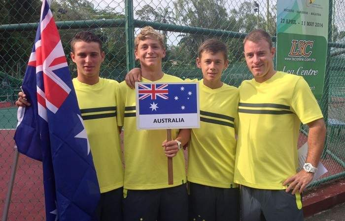 Shepparton to host 2015 Junior Davis and Fed Cups