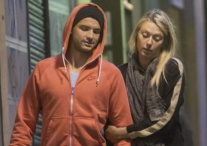 TROUBLE IN PARADISE - Maria Sharapova and Grigor Dimitrov unfollow each other on Twitter