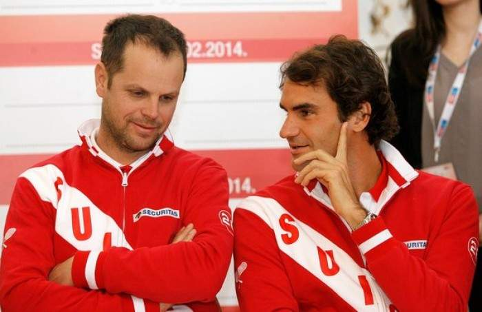 Severin Luthi: ´Roger and Stan´s Participation in 2016 Davis Cup Looks Difficult´