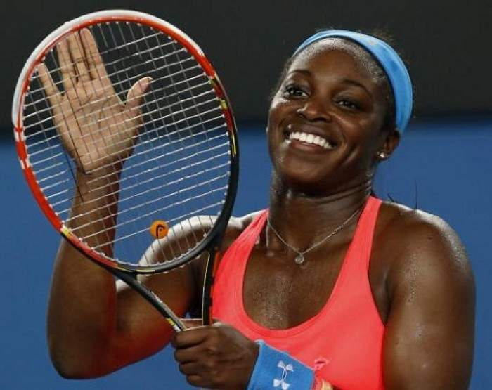 Thomas Hogstedt: ´Sloane Stephens doesn´t fear anybody´
