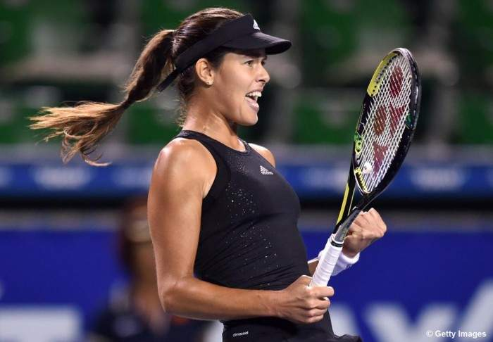 Ana Ivanovic gets better of Victoria Azarenka in straight sets in Tokyo