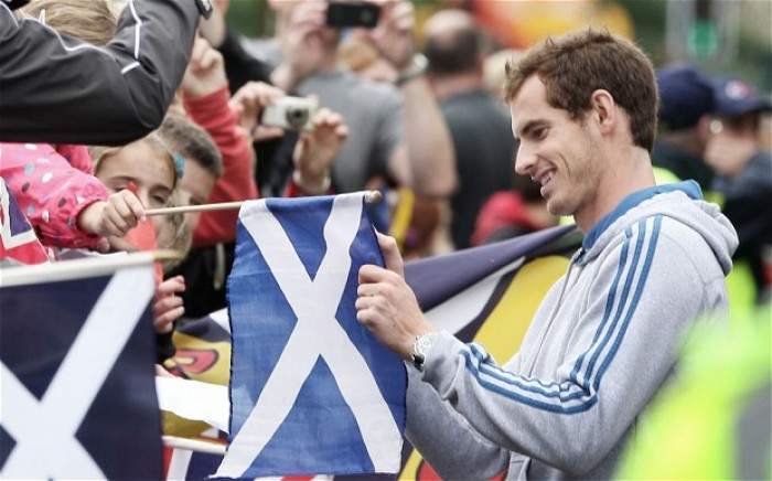 Andy Murray Goes Public With His Vote On The Scottish Referundum