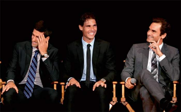 Federer, Nadal, Djokovic to Play Exhibition Match for a Good Cause in November!