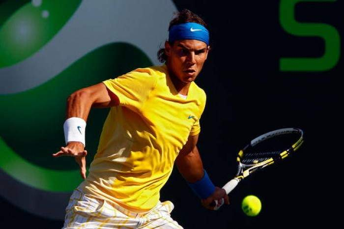 ATP London - Rafa does not fancy his chances indoors