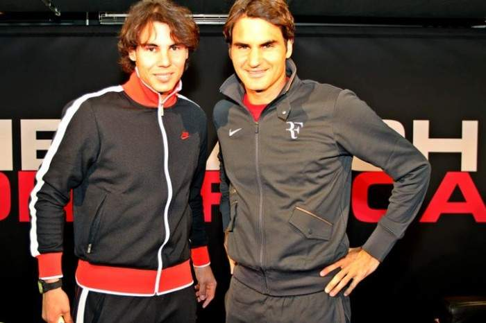 Rafael Nadal Roger Federer And I Respect Each Other A Lot But We Are Not Friends